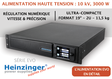 Alimentation haute tension