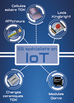 Composants pour l'IoT