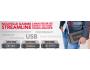Nouvelle gamme Streamline Analyseur de réseau vectoriel & Oscilloscope USB