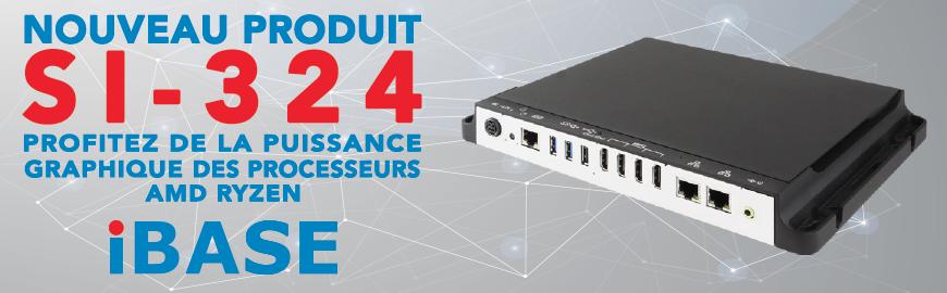 Le nouveau Mini PC pour signalisation numérique Intel Core SI-324!