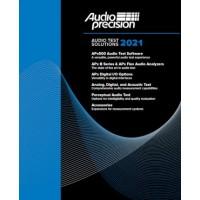 Catalogue Audio Precision