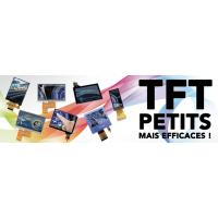 Découvrez notre gamme TFT ! Petits mais efficace