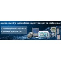 Gamme complète Hygromètres humidité et point de rosée de gaz - PHYMETRIX