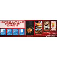 Moniteurs UltraHD Haute Luminosité | LITEMAX