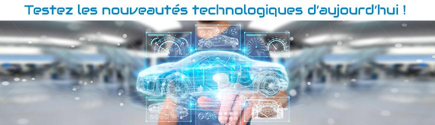 Nouveautés technologiques dédiées automotive | TEKTRONIX