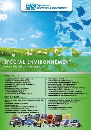 Catalogue Spécial Environnement