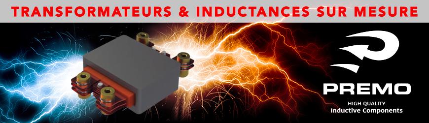 Transformateurs et inductances sur mesure