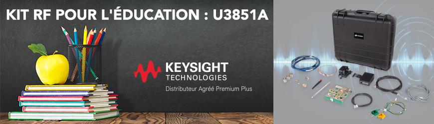 KIT RF POUR L'ÉDUCATION : U3851A MICROWAVE