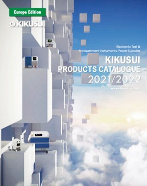 Catalogue KIKUSUI 2019 / 2020