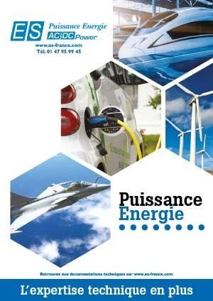 Plaquette Puissance Energie
