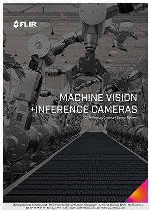 Catalogue Machine Vision FLIR