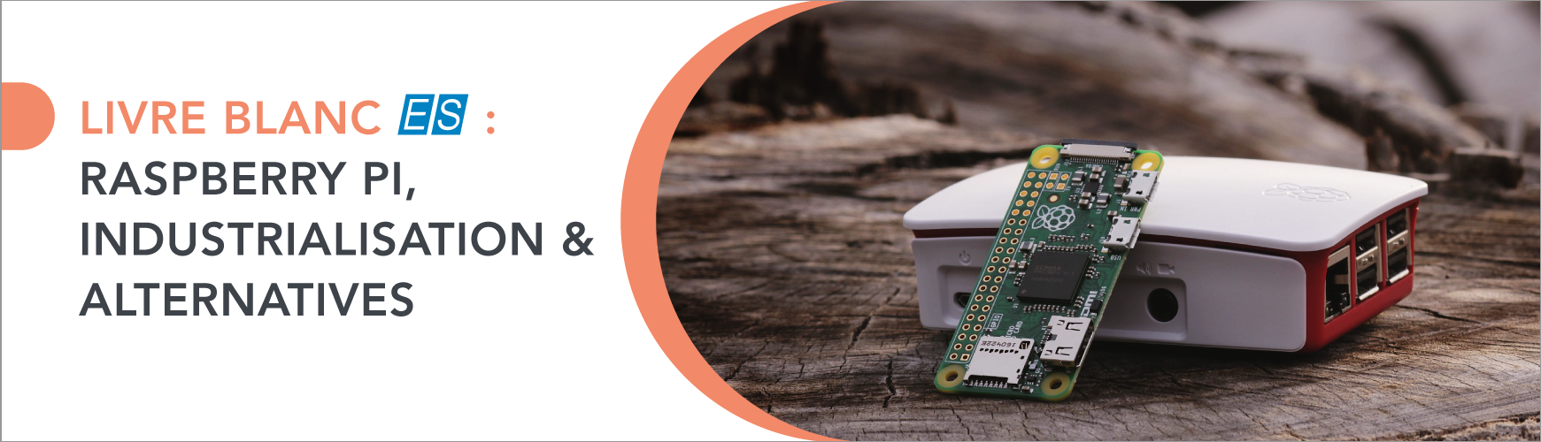 Livre Blanc : Raspberry Pi, industrialisation et alternatives