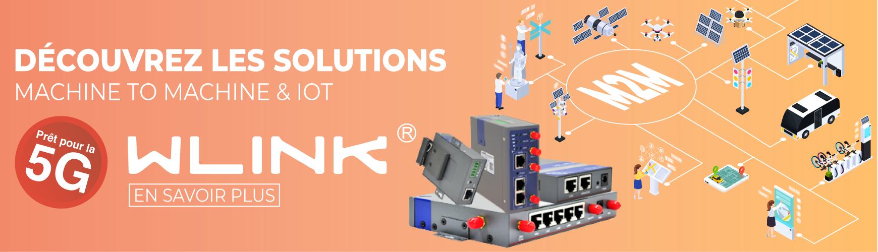 WLink - Routeur WL-G510