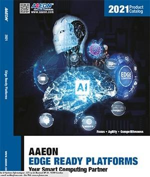 Catalogue AAEON 2021