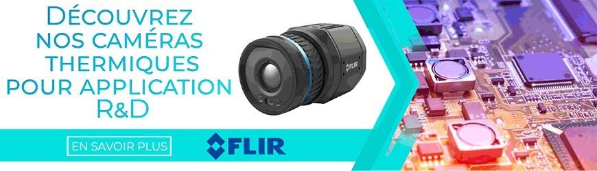Caméras thermiques pour application R&D