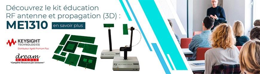 Kit éducation RF antenne et propagation (3D)