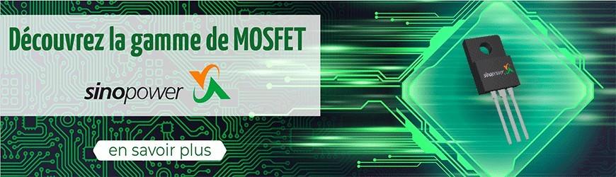 Soumettez une référence de MOSFET pour une équivalence à moindre coût