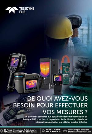 Catalogue Caméras Thermiques FLIR