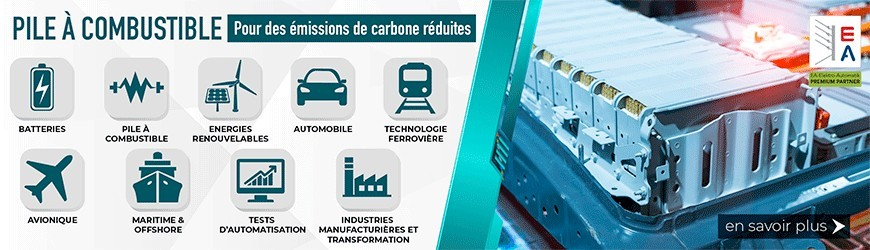 Piles à combustible pour émisssions carbone réduites