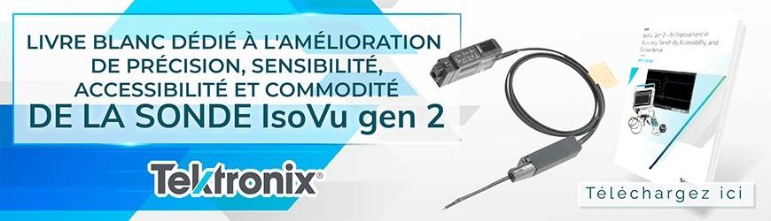 Livre blanc : Amélioration de précision, sensibilité, accessibilité et commodité IsoVu Gen 2