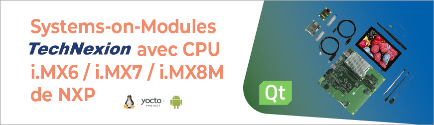 Accélérez votre mise sur le marché grâce à la prise en charge des systèmes d'exploitation open source Linux et Android