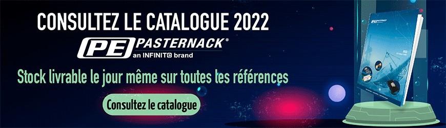 Catalogue Pasternack 2022, à consulter en ligne
