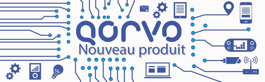 Nouveaux modules RF QORVO