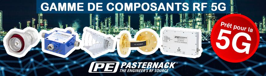 Gamme de composants RF 5G | PASTERNACK