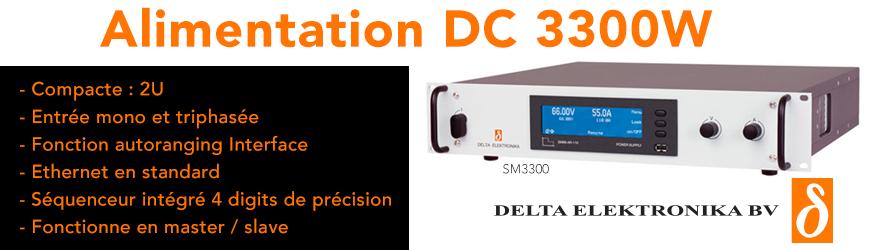 Delta SM3300
