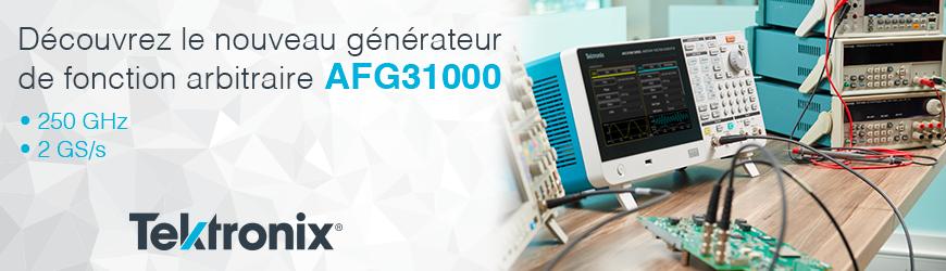 TEKTRONIX Générateur de fonction arbitraire 250 MHz, 2 GS/s