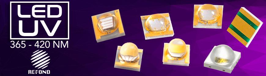 gamme de moduleS led UV | REFOND