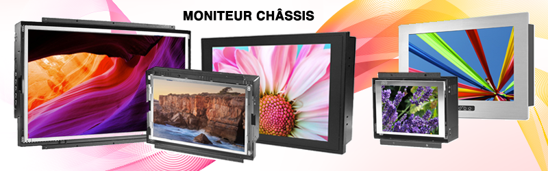 Moniteur Chassis