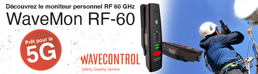 WAVECONTROL WaveMon RF-60