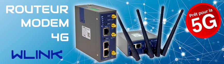 Routeur & Modem 4G   WLINK TECHNOLOGY