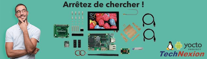 Kit de développement PICO-PI-IMX8M-MINI | Technexion