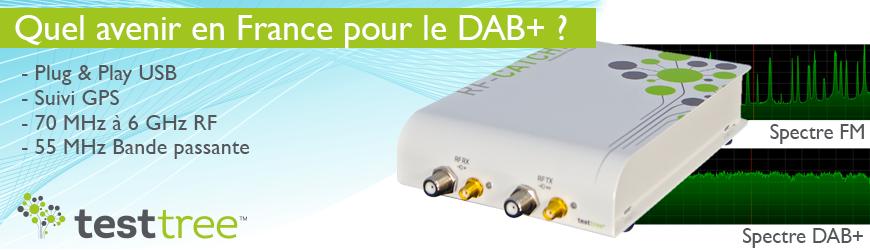 TESTTREE La radio numérique terrestre (DAB+) bientôt incontournable !