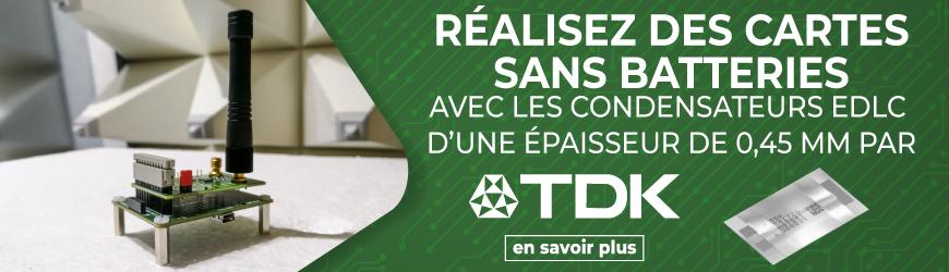 TDK - EDLC